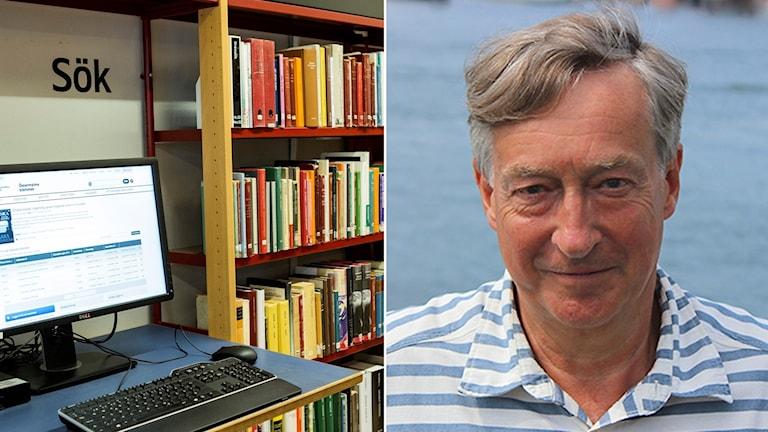 Erik Fichtelius är nationell samordnare för biblioteksstrategin som ska vara klar 2019.