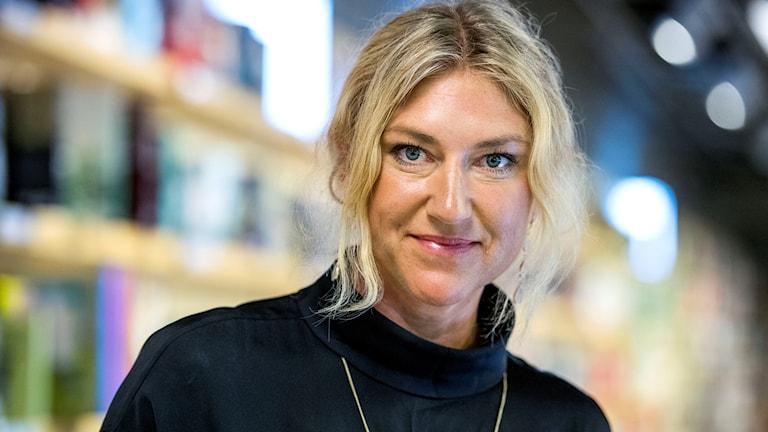 Maria Källsson, VD för Bokmässan i Göteborg