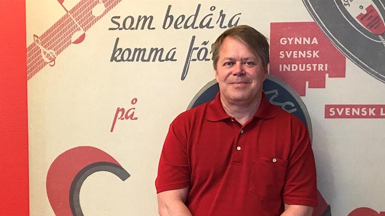 Pär Nilsson, Kungliga biblioteket.