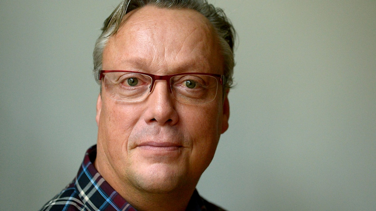 Författaren Jonas Jonasson.