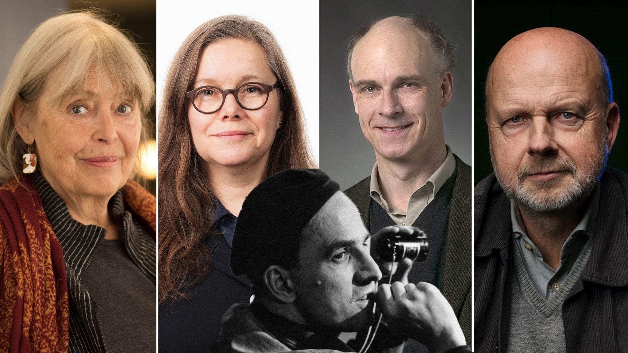 Bergman - den motvillige författaren
