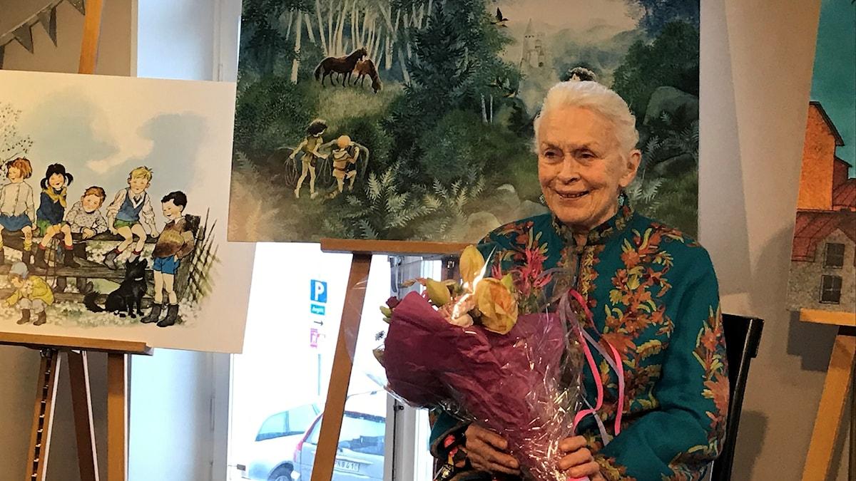 Illustratören Ilon Wikland får Svenska förläggareföreningens hederspris