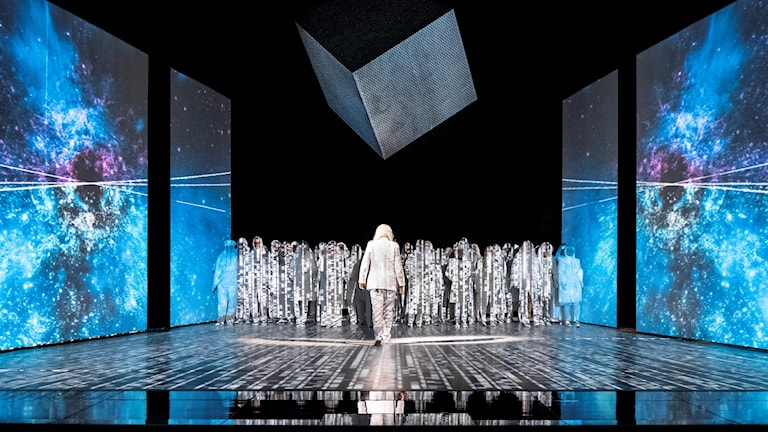 Kung Roger på Kungliga Operan 2019, Musik Karol Szymanowski, Regi Mariusz Treliński.