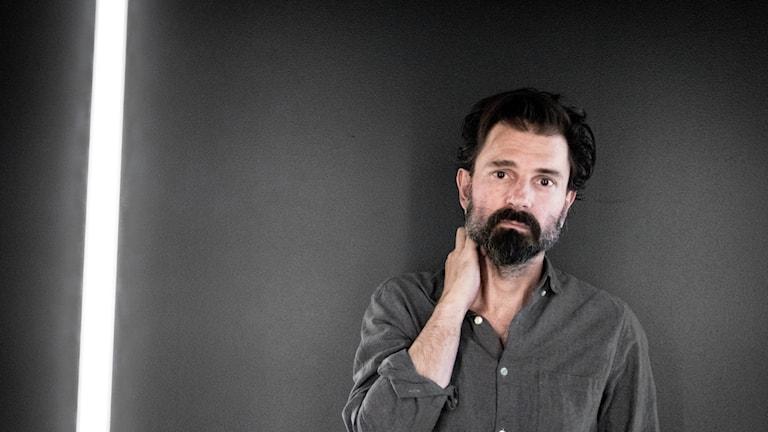 Nathan Larson, konstnärlig ledare för festivalen Dream music.