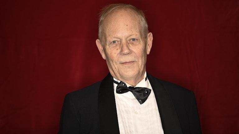 Filmaren Stig Björkman fick Hedersguldbaggen vid Guldbaggegalan 2018.
