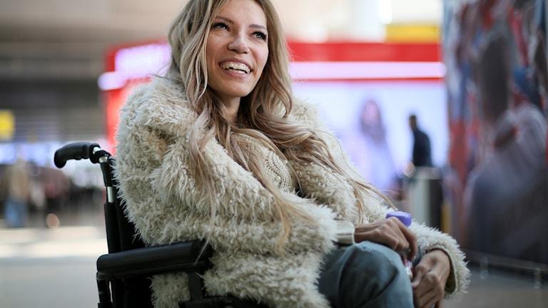 Ryssland, och artisten Julia Samoylova, kanske kan delta i årets ESC iallafall.
