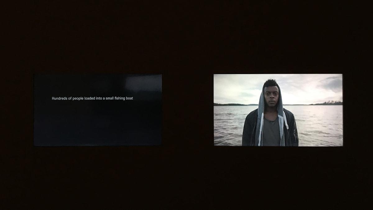 """Sara Jordenö och Amber Horning """"Precarious Record"""" (2014-18)"""