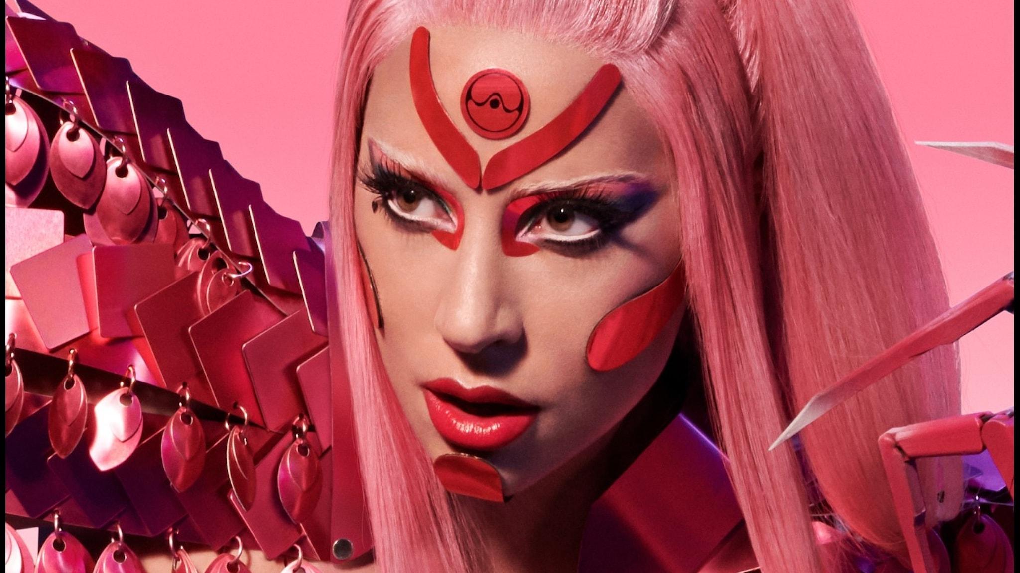 Lady Gaga aktuell med nya albumet Chromatica