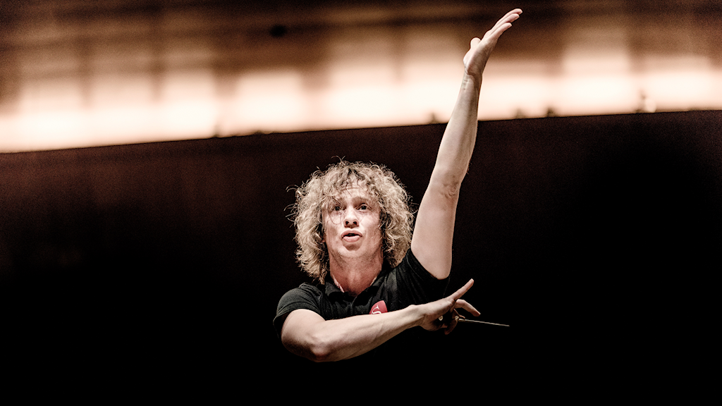 Dirigenten Santtu-Matias Rouvali