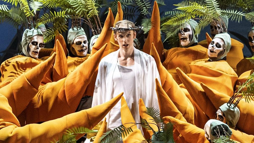 Candide av Bernstein på Kungliga operan.