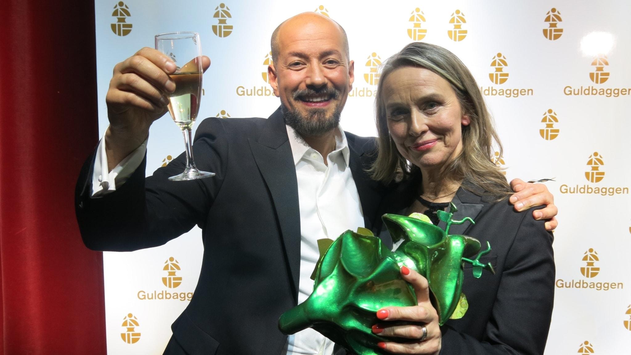 Guldbaggen för bästa svenska film: The Nile Hilton Incident - Kulturnytt