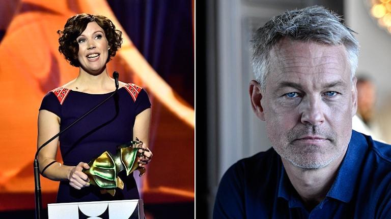 Regissörerna Amanda Kernell och Henrik Schyffert kan vinna pris på Göteborgs filmfestival.