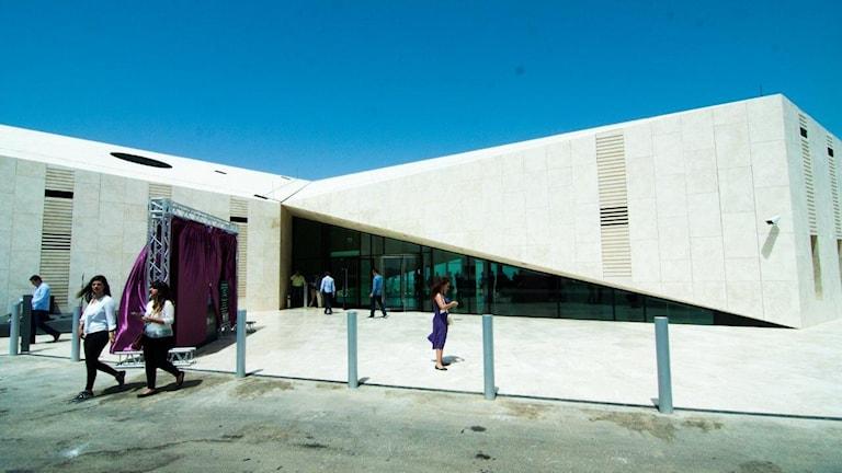 palestinskt museum