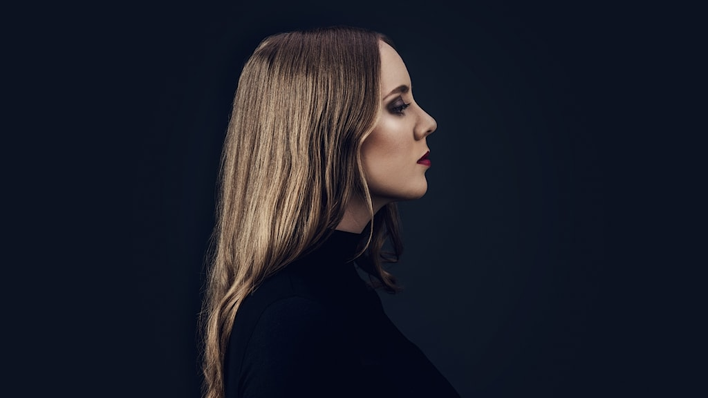 Jazzsångerskan Ellen Andersson.