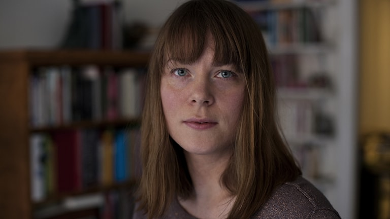"""Poeten Agnes Gerner är aktuell med diktsamlingen """"Sus""""."""
