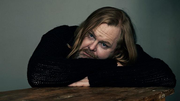 Mattias Alkberg. Foto: Pär Olofsson