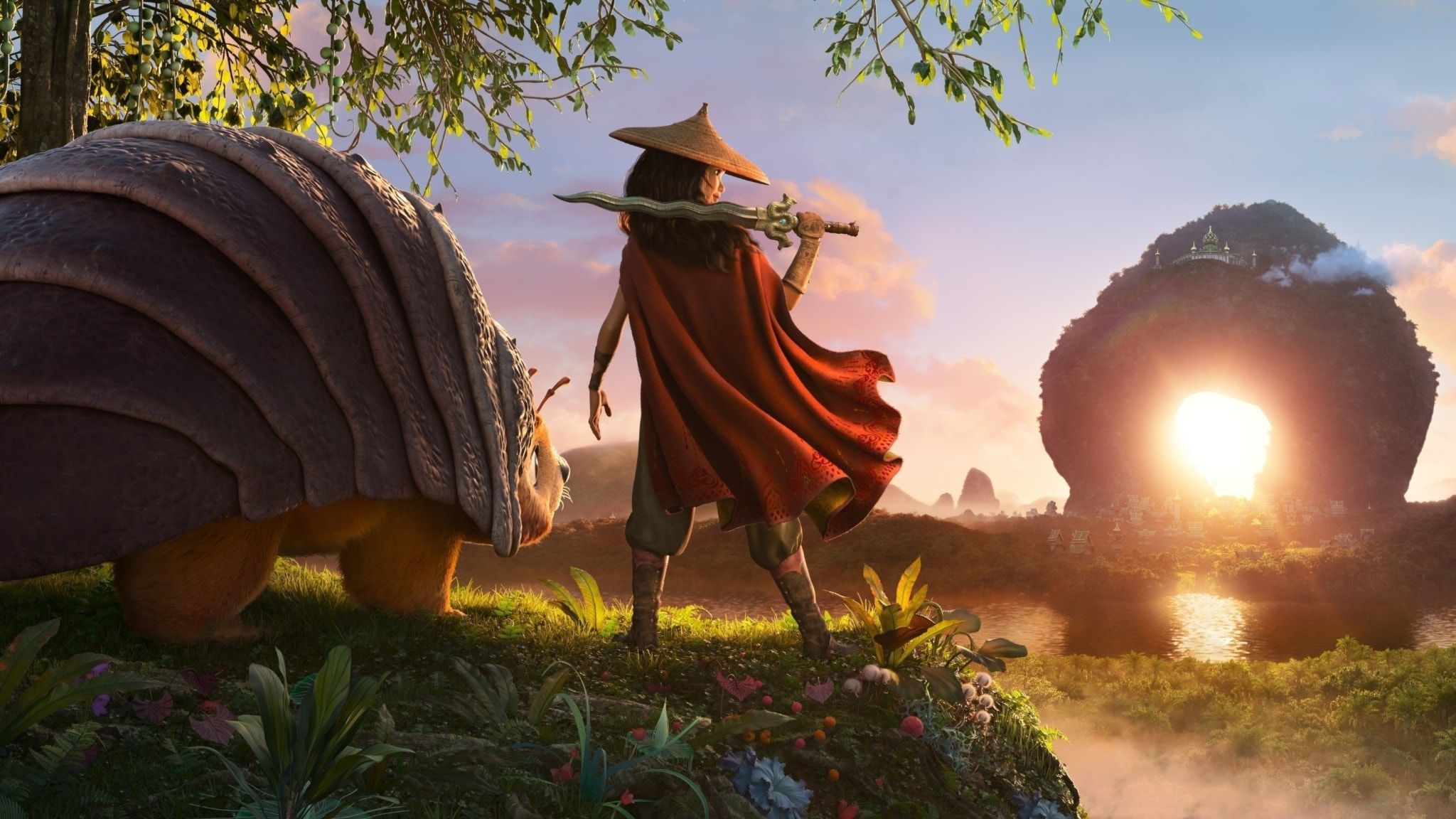 Raya och den sista draken.