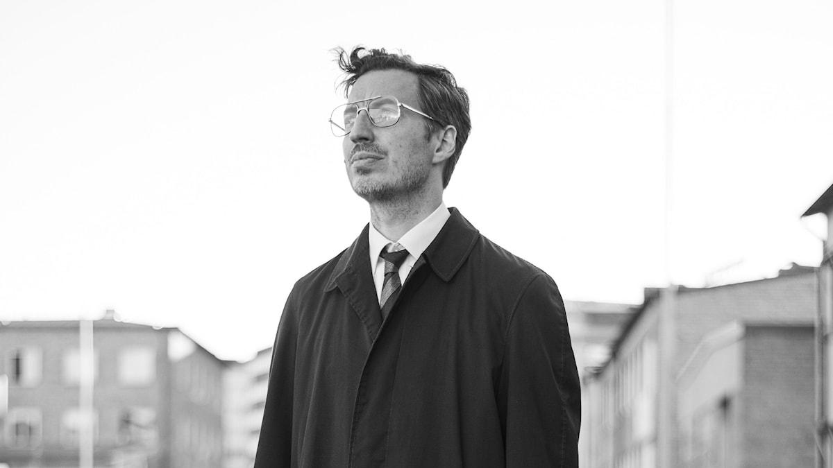 Porträtt på Christian Gabel