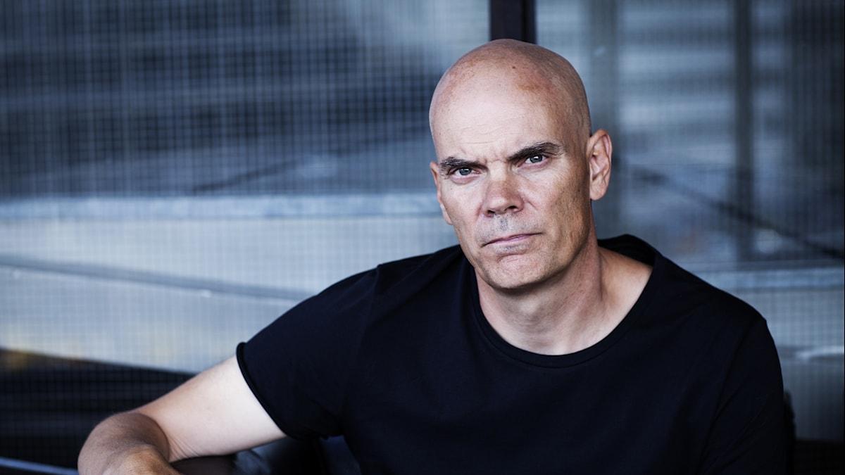 Författaren Jörgen Gassilewski