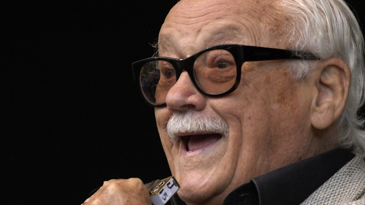 "Jean ""Toots"" Thielemans blev 94 år gammal."