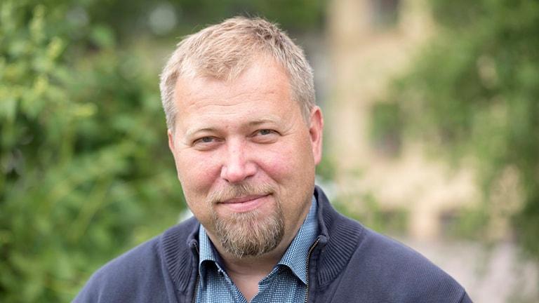 Olle Lundin, professor i förvaltningsrätt vid Uppsala universitet.