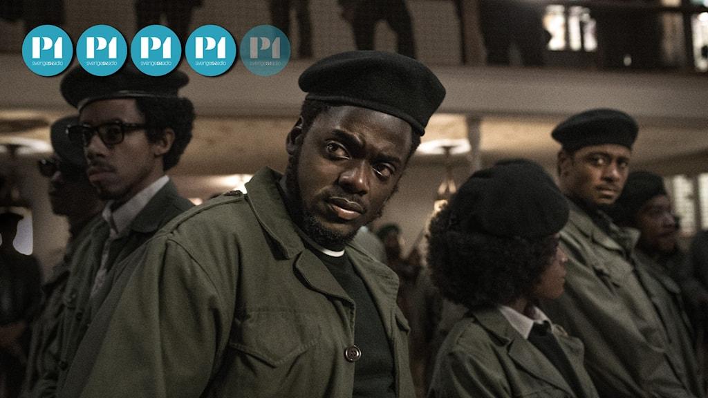 """Daniel Kaluuya är Oscarsnominerad för sin roll som Fred Hampton i """"Judas and the black Messiah""""."""