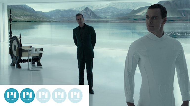 Alien: Covenant med Michael Fassbender i huvudrollen.