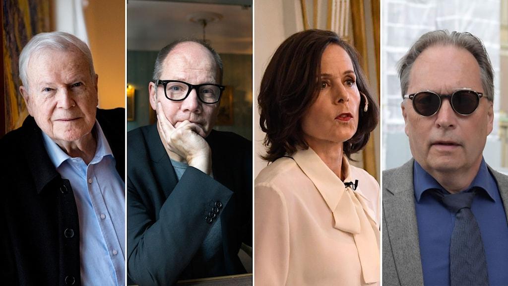 Tre ledamöter kräver att Horace Engdahl avgår
