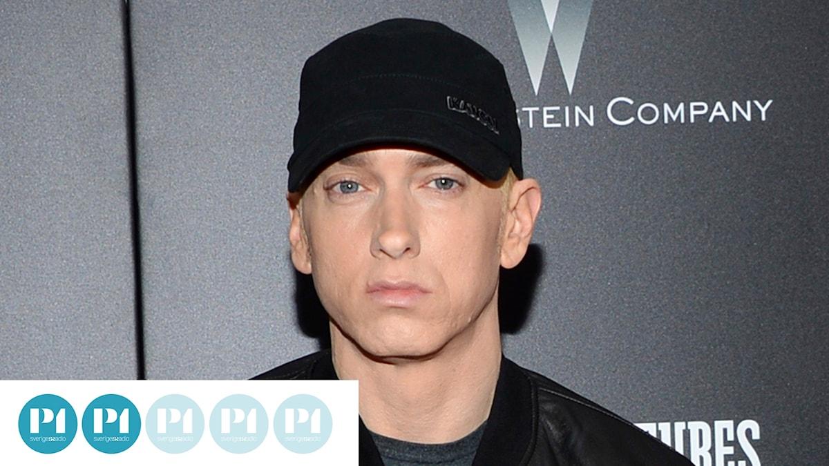 "Eminems nya skiva ""Revival"" får en tvåa i betyg."