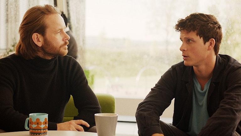"""Scen ur norsk-svenska filmen """"Barn""""."""
