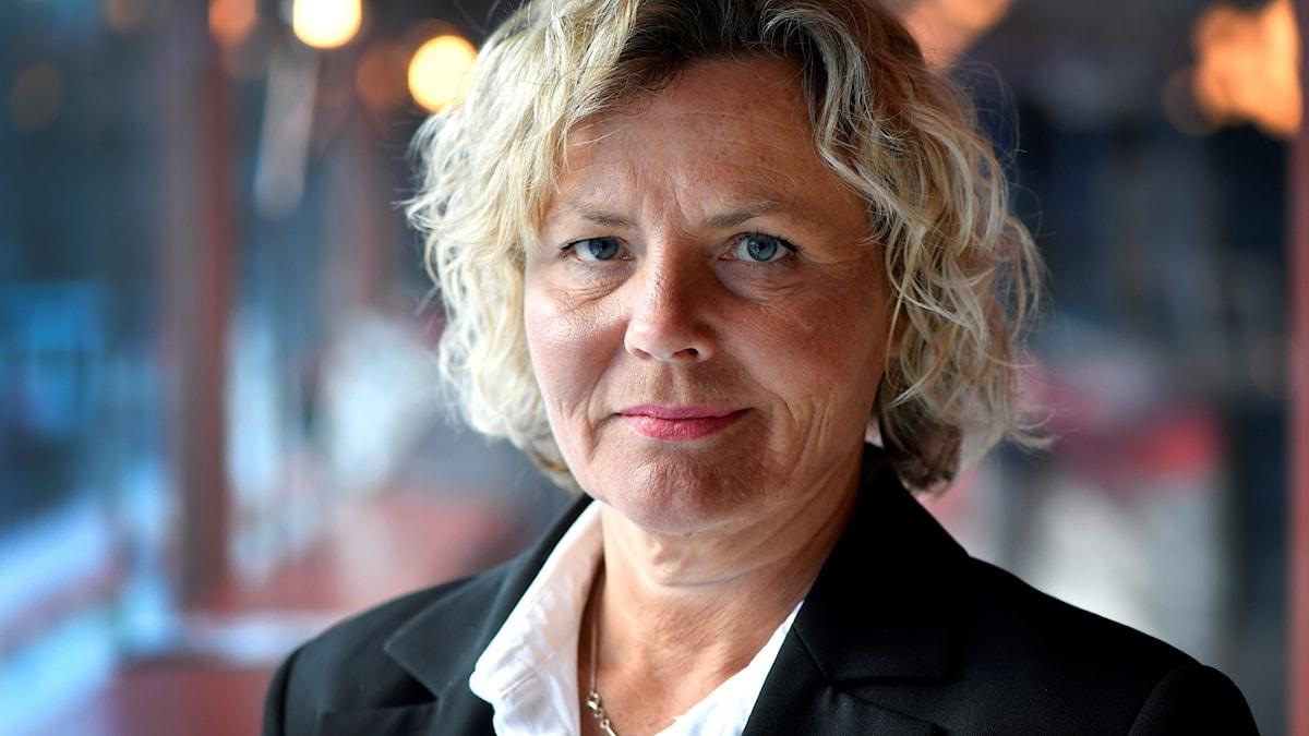 Bilden föreställer Anna serner, vd Filminstitutet