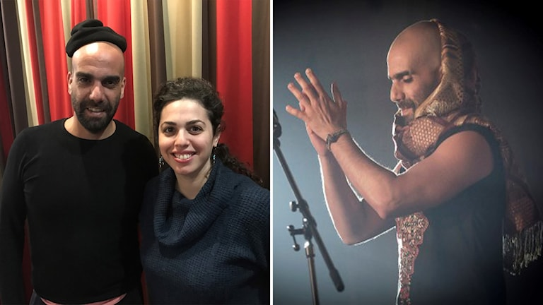 Gulaza. Igal Gulaza Mizrahi och Leat Sabbah.