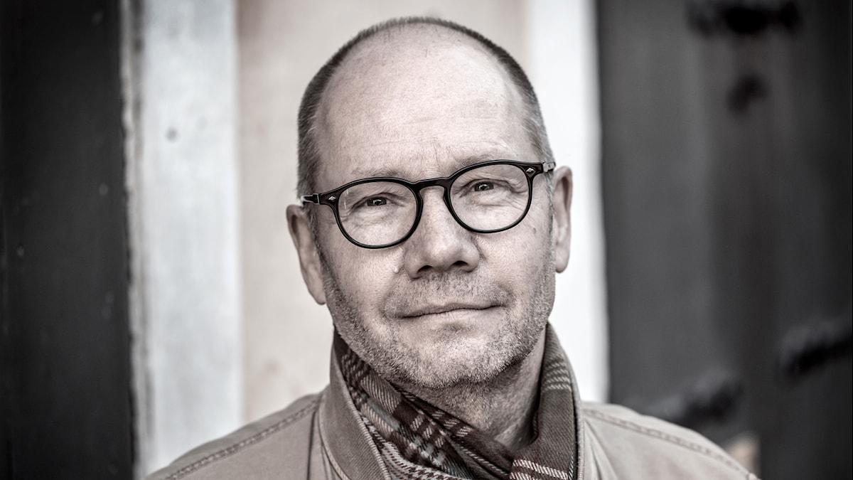 Författaren och historikern Peter Englund.