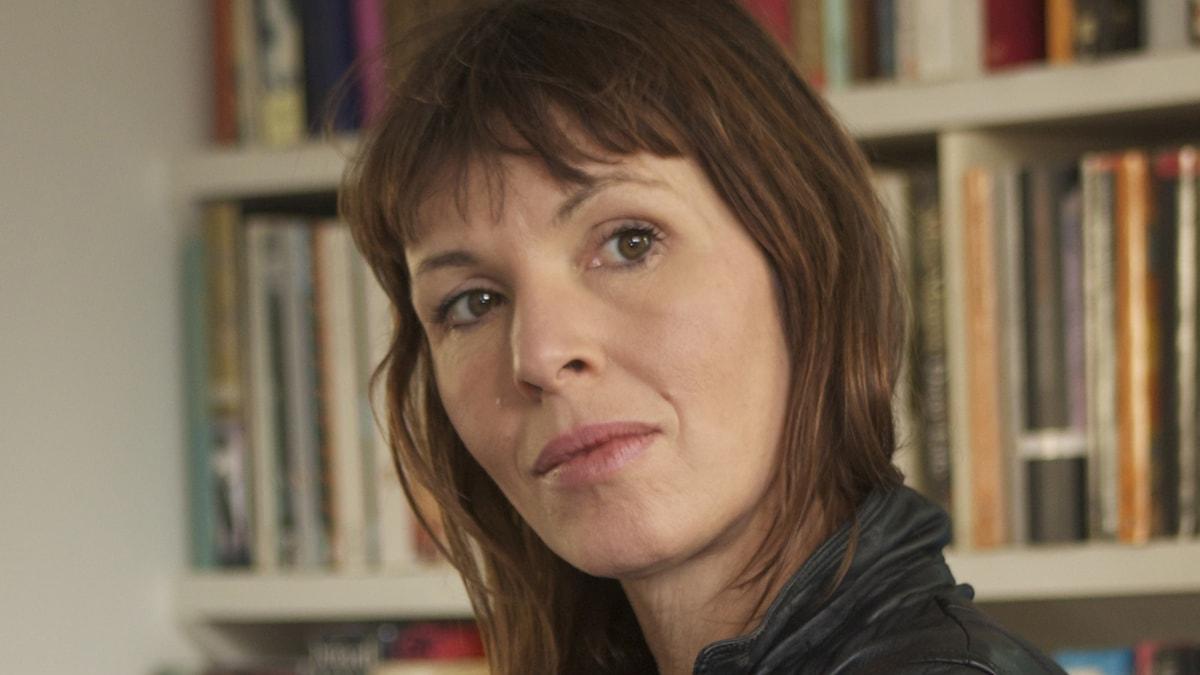 Den kanadensisk-brittisk Rachel Cusk.