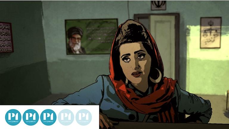 Filmen Teheran tabu