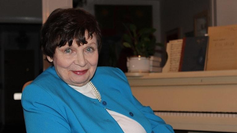 Ulla Sallert.