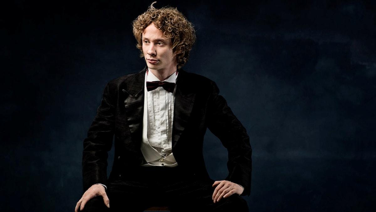 Santtu-Matias Rouvali, ny chefsdirigent för Göteborgs Symfoniker.