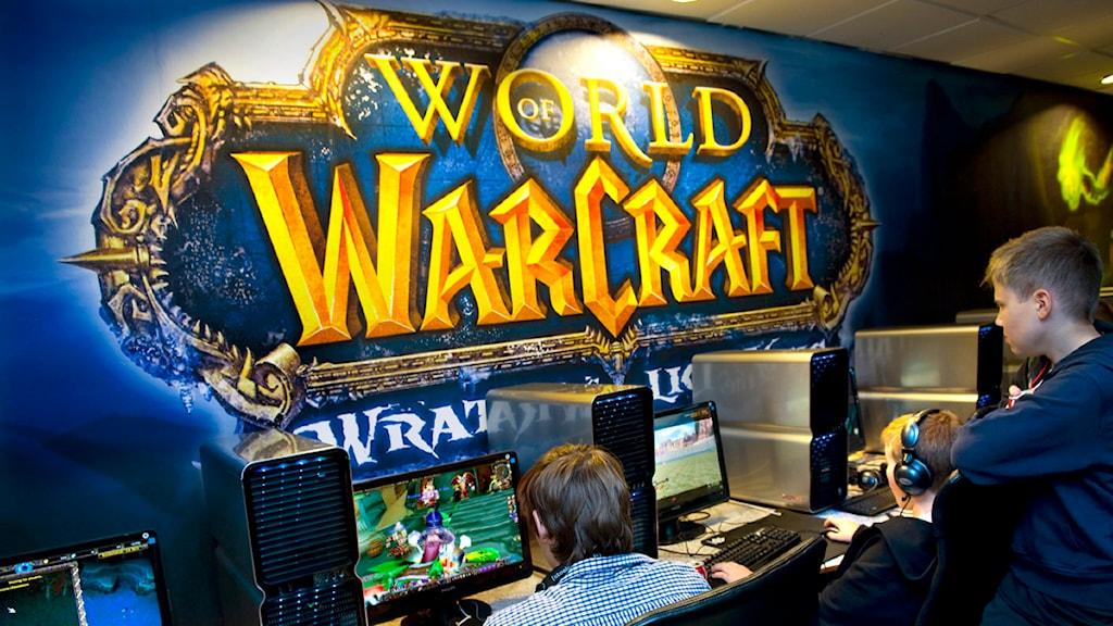 World of Warcraft. Foto: Claudio Bresciani/Scanpix