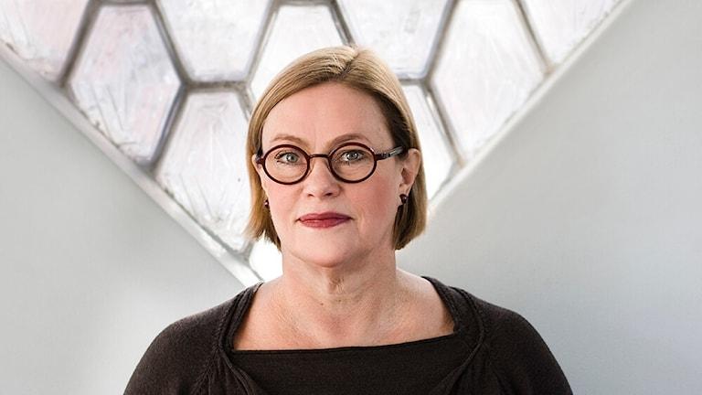 Anna Carlson, ordförande för Teaterförbundet