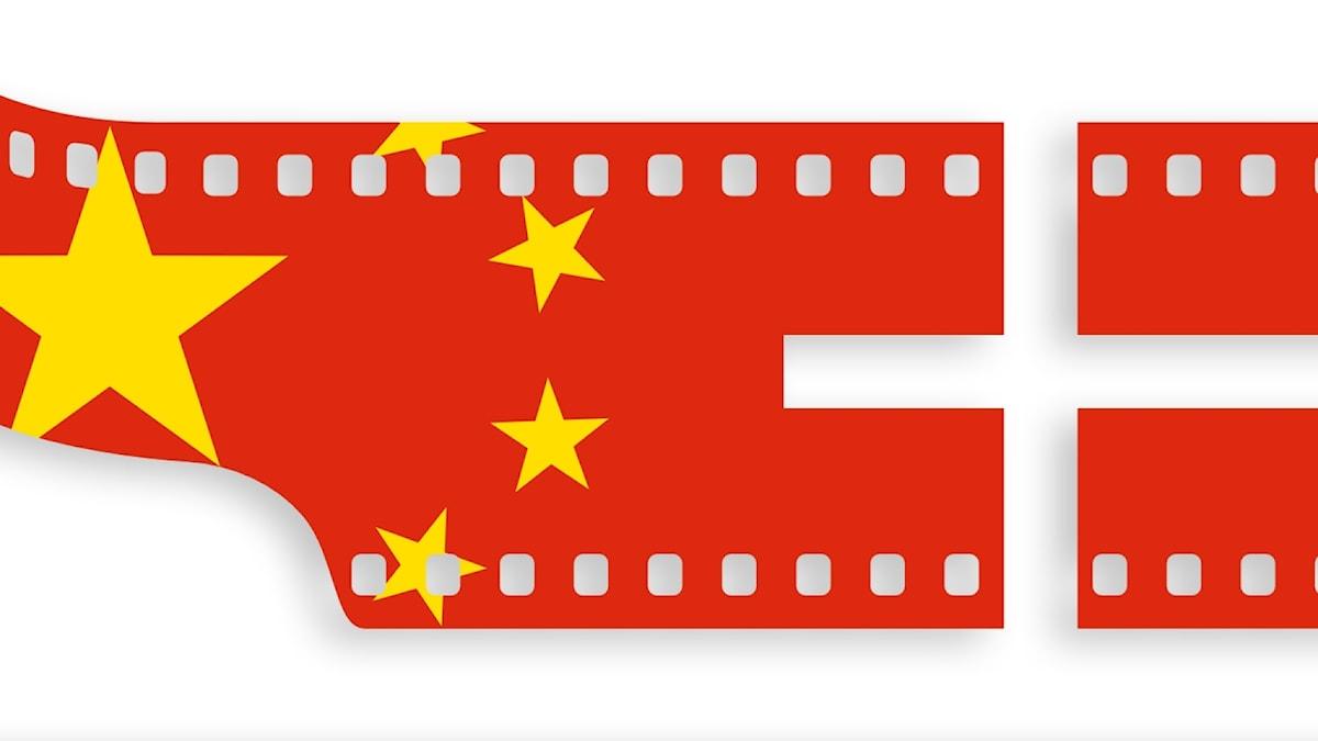 Kina utövade påtryckningar på en dansk filmfestival.
