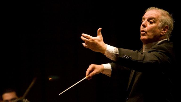Dirigenten Daniel Barenboim. Foto: Snezana Vucetic Bohm/SR