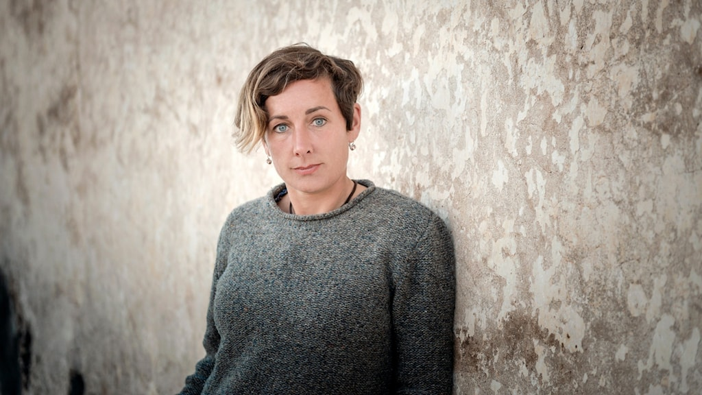 """Juli Zeh, aktuell med romanen """"Tomma hjärtan""""."""