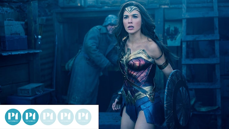 "Gal Gadot i ""Wonder Woman""."