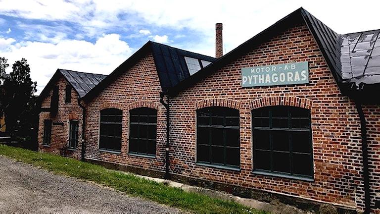 Museet Pythagoras i Norrtälje