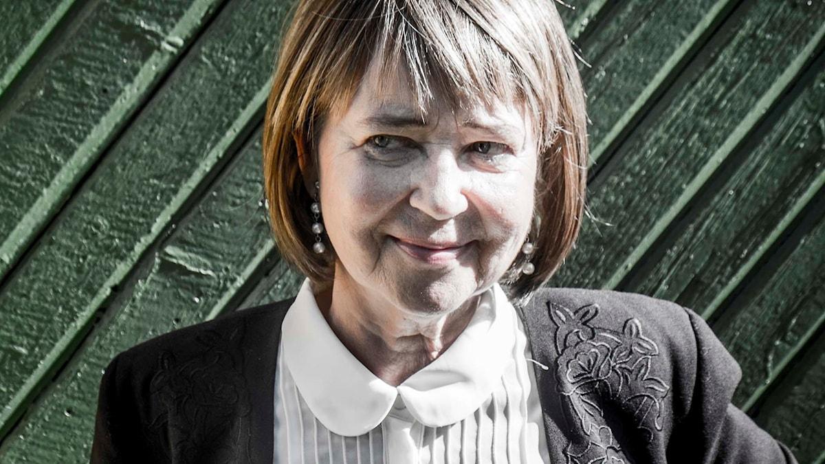 Karin Johannisson.