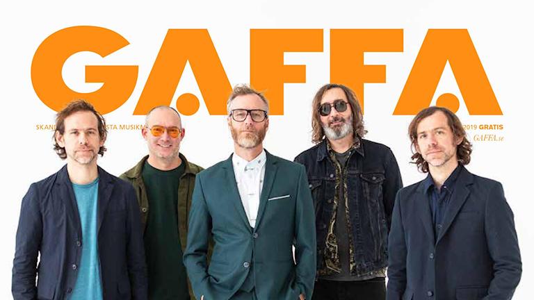 Musiktidningen Gaffa har funnits i Sverige sedan 2010.