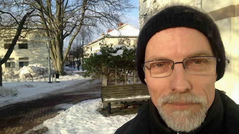 Cornelius Holtorf, Unesco-professor och professor i arkeologi vid Linnéuniversitetet.