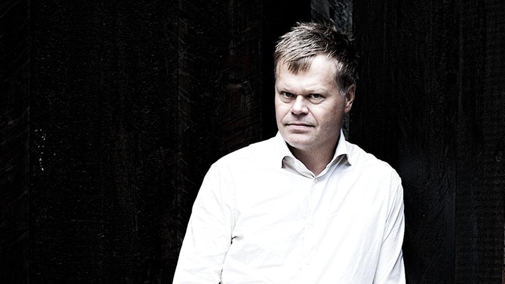 Poeten Fredrik Nyberg.