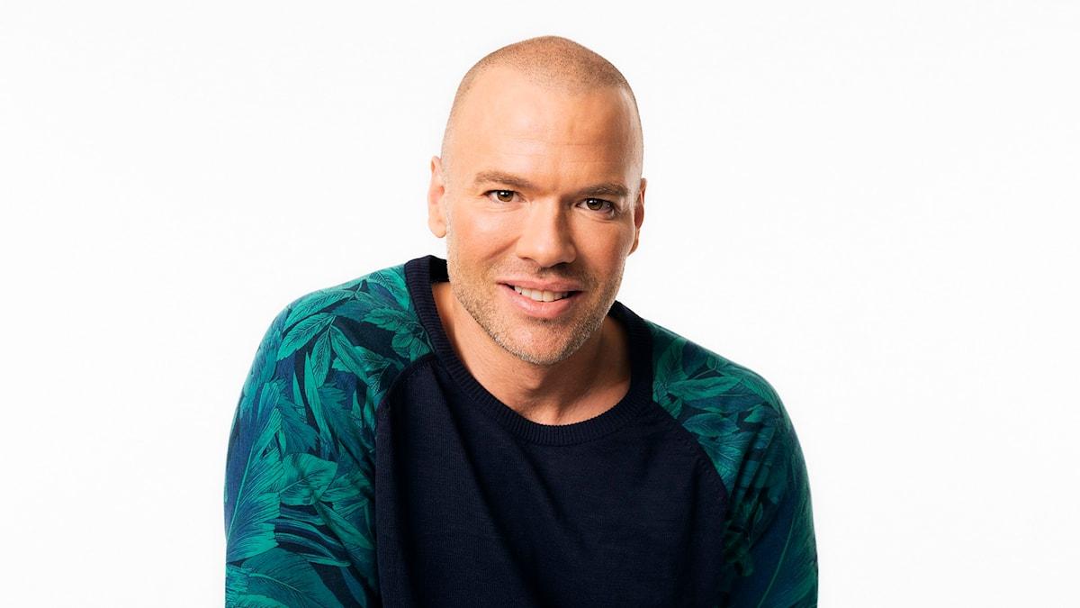 Andreas Lundstedt. Foto: Mattias Ahlm / Sveriges Radio