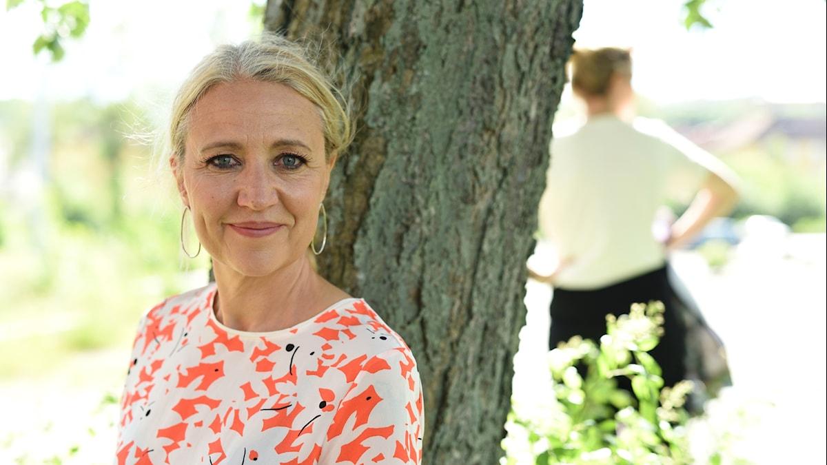 Klara Zimmergren undersöker pengars inflytande över släktrelationer.